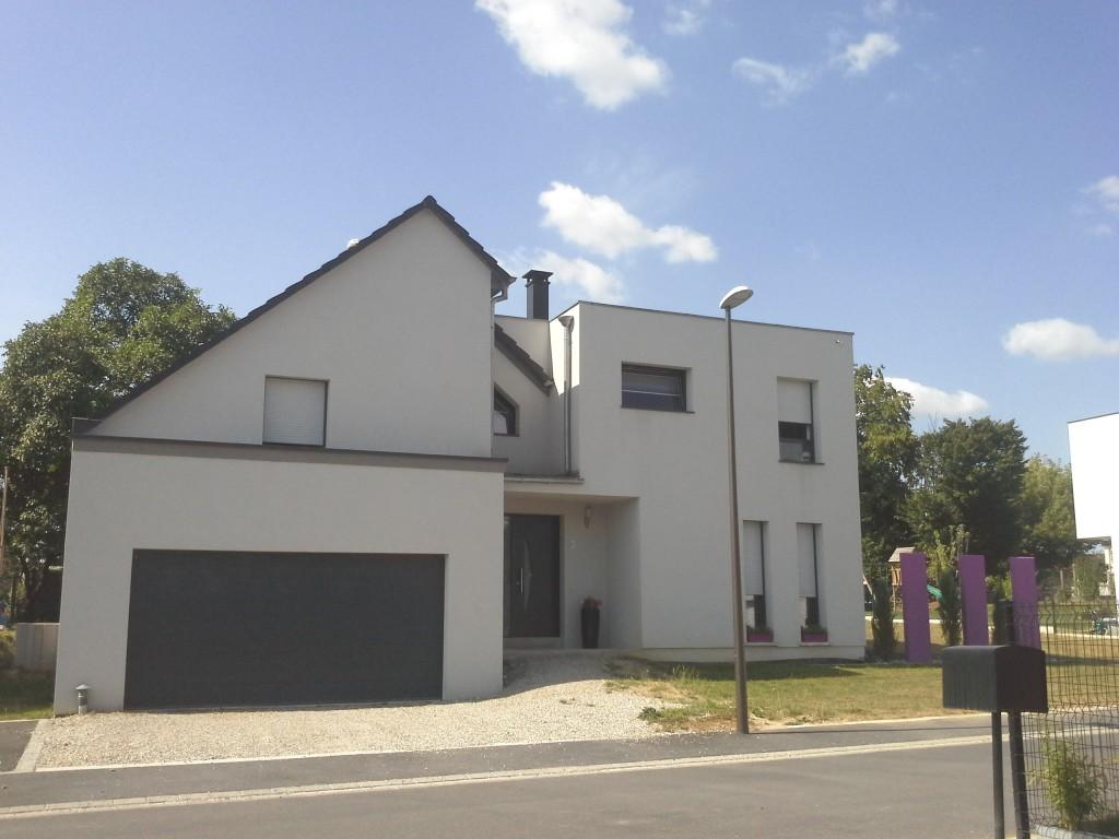Constructeur maison individuelle gries bas rhin for Constructeur maison individuelle 67