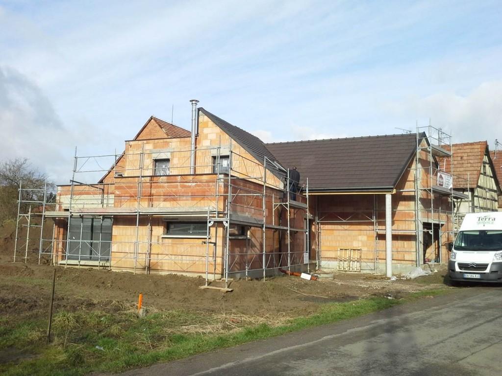 Constructeur maison individuelle obermodern bas rhin for Constructeur maison individuelle 67