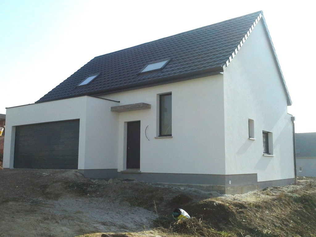 Constructeur maison individuelle avenheim bas rhin for Constructeur maison individuelle 67