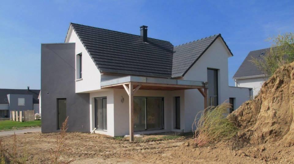 Constructeur maison individuelle pfulgriesheim bas rhin for Constructeur maison individuelle 67