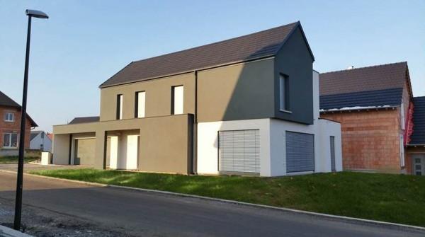 R alisations maison cr a constructeur de maisons for Constructeur maison individuelle 67